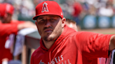 Mike Trout's timeline for return from calf injury 'keeps getting pushed back'