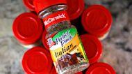 McCormick recalls 3 seasonings over salmonella risk