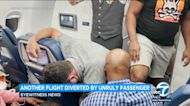Delta flight from LAX diverted after unruly passenger makes threats