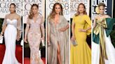 Jennifer Lopez Is the Top Searched Golden Globes Red Carpet Star