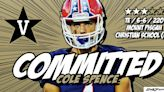 Vanderbilt lands commitment from 3-star tight end Cole Spence