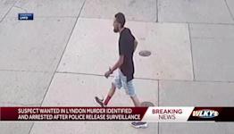 LMPD arrests suspect sought in Lyndon murder in August
