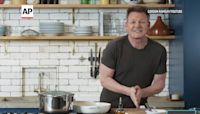 Gordon Ramsay's social media project leads to cookbook
