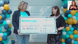 These COVID vaccine lottery winners are taking care of others instead of cashing in