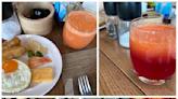 曼谷 日航飯店 早餐餐廳
