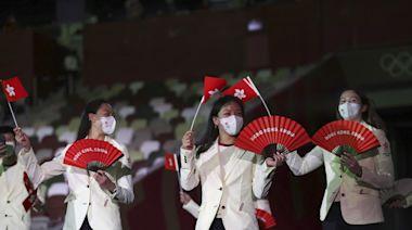 東京奧運開幕禮全追蹤|謝影雪張家朗持旗進場 港隊第170隊亮相