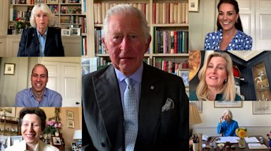 Kate Middleton & Queen, Prince Charles & More Royal Family Members Thank Nurses