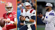 Bucky Brooks previews Cowboys - Bucs' Thursday Night Football matchup, Mac Jones, 49ers' future QB plans I THE HERD