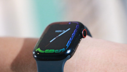 ICYMI: The Apple Watch Series 7 makes the most of its bigger screen