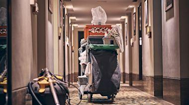 新冠肺炎|台醫生揭酒店最髒物品排行榜 清潔車成最強病毒傳播源