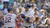 What does Astros' Kyle Tucker's big hit celebration mean?