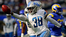 Lions pull out all of the stops in loss to Rams