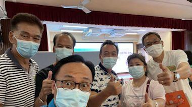 疫苗外展隊打到去沙頭角 三耳局長領軍打科興 | 博客文章