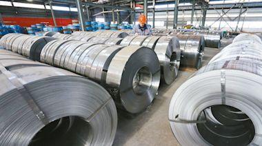 大陸擬對鋼材課出口關稅 稅率估在10%至25%