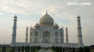 確診數下滑!印度疫情放緩 泰姬瑪哈陵重新開放