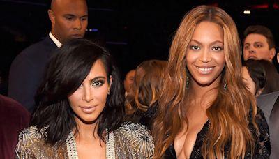 Beyoncé Wishes Kim Kardashian a Happy Birthday with an Adorable Baby Photo