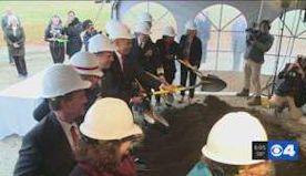 Crews break ground on new $1.7 billion NGA site that will reshape North City