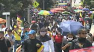 Colombian VP Marta Lucia Ramirez discusses ongoing anti-government protests