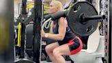 Lindsey Vonn Used a Genius Form Hack to Improve Her Squat Depth