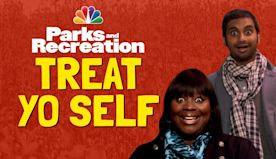 Treat Yo' Self Through the Years - Parks and Recreation (Mashup)