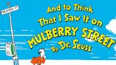 Soon-to-Be Pulled Dr Seuss Titles Shoot Up Amazon's Best-Seller List