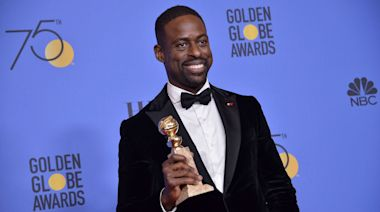 Sterling K. Brown, Amber Tamblyn Show Support for #TimesUpGlobes Campaign Criticizing Absence of Black HFPA Members
