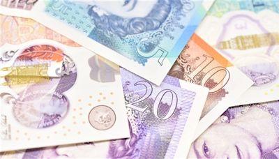 《外匯市場》美元回軟 英鎊創近一個月高