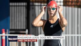 Meet the Bulldog: Darina Khisiamova