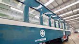 台鐵藍皮解憂號觀光列車風貌再現 估10/23重新啟航