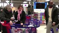 Carrefour shares tumble as Arnault sells stake