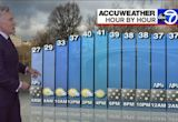 Breezy blend: Updated 7-day forecast