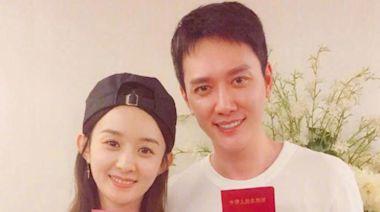 快訊/趙麗穎、馮紹峰宣布離婚