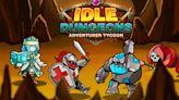 中世紀 RPG 放置型卡牌遊戲《放置地下城 Idle Dungeon》公開核心玩法