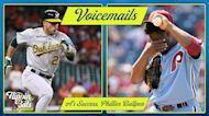 Phillies bullpen woes, Athletics' continued success | VOICEMAILS | Flippin' Bats