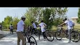 Cesena, inaugurata la pista ciclabile lungo il Savio