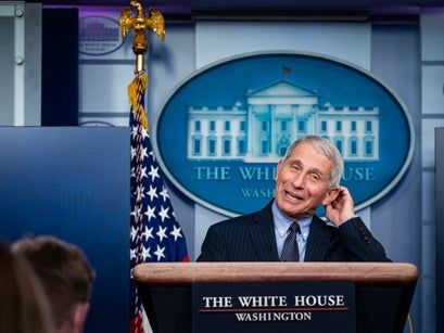 Fauci criticised for complaining about Trump during Fox interview