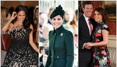 The most expensive outfits royals have worn, from $75,000 gowns to $4,000 coats