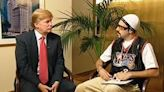 President Donald Trump Says He Was Once Targeted By 'Borat's' Sacha Baron Cohen As Ali G: WATCH