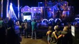 Halloween light show in South Tampa raises money for charity