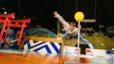 瘋狂企劃!跑酷運動員Pavel超神挑戰「人體彈珠台」 | 運動 | NOWnews今日新聞