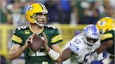 Rodgers Wasted No Time in Carving Up Lions