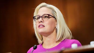 Sinema Calls on Senators to 'Change Their Behavior' Instead of Eliminating Filibuster