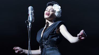 """How Andra Day Turned Lead Actress To """"Vindicate"""" Her Beloved Icon In 'The United States Vs. Billie Holiday'"""