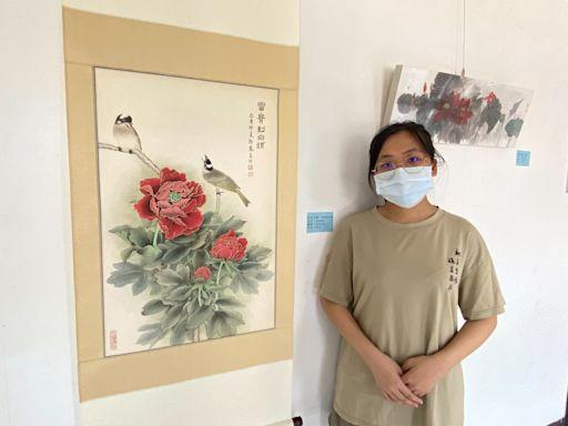 郭鳳真風華正茂個展 南台別院開展 | 蕃新聞