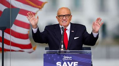 Giuliani says he's working on Trump's impeachment defense, would argue voter fraud claims