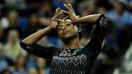 Nia Dennis, gymnast behind viral Beyonce-inspired routine, aims to shine light on 'Black Excellence'