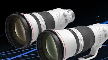 Canon RF 400mm F2.8L、600mm F4L 大炮七月上市! - DCFever.com