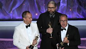 Toy Story 4 Wins Oscar: 'We Hope the Adventures with Woody and Buzz Made Growing Up So Much Easier'