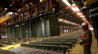 智利3銅礦場恐同時罷工 銅供應危機浮現 - 自由財經