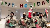 Press to begin Stockings for Soldiers collection   Times News Online
